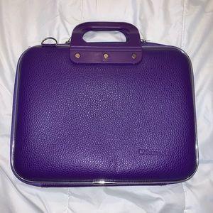 Purple Business Bag